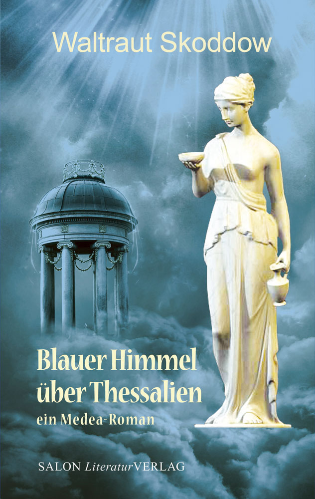 Blauer Himmel über Thessalien